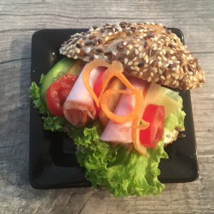 VK Sandwich gefüllt