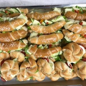 Sandwiches vegetarisch