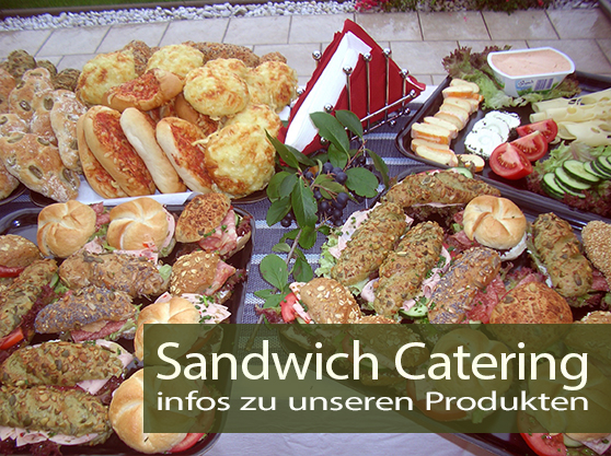 Sandwich-Catering